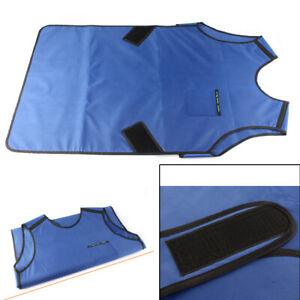 Pb X-Ray Protection Apron Protective Lead Vest Free Radiation 0.50 mm For MRI CT