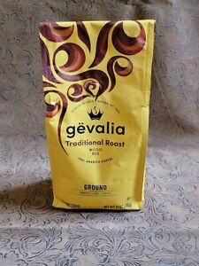 Gevalia, Kaffe, Traditional Roast, Ground Coffee, Mild. 12oz.Exp.03/23/2022