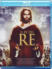 King of Kings (1961) (Jesus Christ) * Jeffrey Hunter * Region B (UK) Blu-Ray NEW