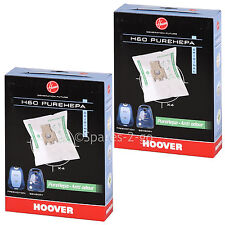 2451 40 Sacchetto per aspirapolvere adatto per HOOVER SENSORY TS 2406 SPORT 2407