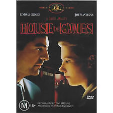 House Of Games DVD......  D4