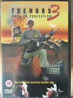 Michael Gross TREMORS 3 BACK TO PERFECTION ~ 2001 Horror Comedy | UK DVD