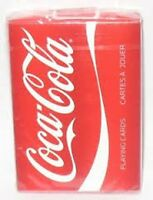 Bicycle Coke Coca-Cola Playing Cards 2008 Edition, red and white, polar bears