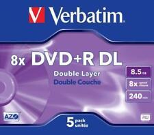 DVD-R double couche, 8,5 Go