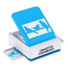 Creative Memories Songbirds Decorative Punch Scrapbook & Card Making Tool NEW