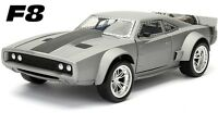 JADA 98291 - 1/24 DOM'S ICE CHARGER FAST AND FURIOUS 8 MOVIE CAR