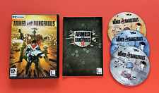 Armed and Dangerous for PC - See My Ebay Store For More Games