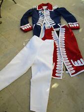 Déguisement d'homme pantalon veste gilet style XVIIIè