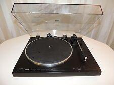 YAMAHA TT-400U TURNTABLE RECORD PLAYER WITH STANTON D71-2E VINTAGE TT400U