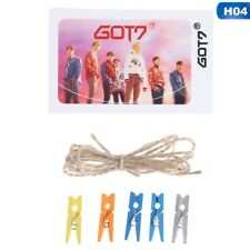 32pcs/set KPOP GOT7 Personal Collective Photo card Poster Lomo Cards