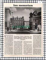 (8346) Saracen's Head Chelmsford Essex -  1985 Article
