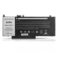 "TESTED Good For Dell Latitude E5570 15.6""inch E5470 Laptop Battery 11.4V 6MT4T"