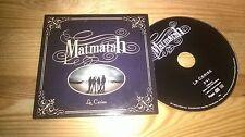 CD Indie Matmatah-La cerise (1 chanson) promo la opuache prod CB