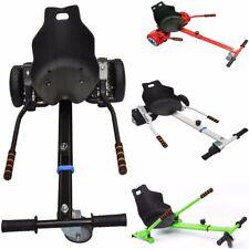 Go Kart Car Adjustable Holder Seat Frame for Self Balancing Balance Scooter