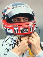 Gary Paffett SIGNED , AMG-Mercedes-Benz , DTM Portrait
