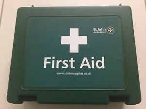 20 Person HSE Wall Mounted Catering First Aid Kit  - Long Expiry