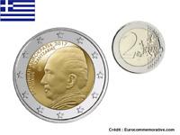 2 Euros Commémorative Grèce 2017 Nikos Kazantzakis UNC