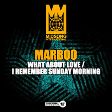 Marboo - What About Love / I Remember Sunday Morning [New CD] Manufactured On De