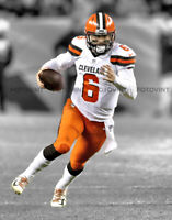 BAKER MAYFIELD Photo Picture CLEVELAND BROWNS FOOTBALL Spotlight 8x10 or 11x14
