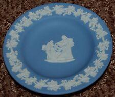 Wedgwood Round Light Blue Jasper Sweet Dish