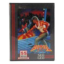 Neo Geo AES Spiel - Fatal Fury / 55 Megs Euro mit OVP
