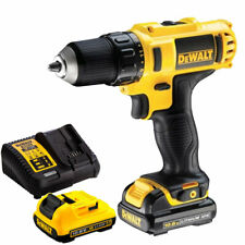 DeWalt DCD710N 10.8v XR Drill Driver With 2 x 2.0Ah DCB127 Batteries & Charger