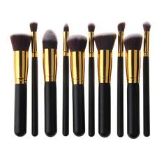 10 sets of makeup brush sets 5big 5small cosmetic tools