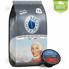 Borbone Nescafe Dolce Gusto 180 Capsule Cialde Compatibili Miscela Nera Nero