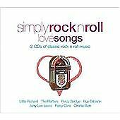 Various Artists - Simply Rock 'n' Roll Love Songs (2011)