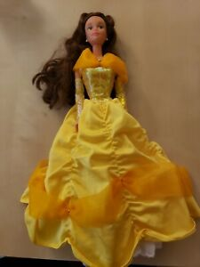 Disney's Belle Princess Stories Collection Doll by Mattel (1997)