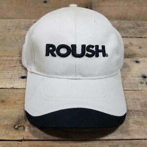Roush Racing Racecar Race Track Baseball Cap Hat T4 T5