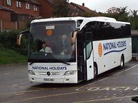 National Holidays NH15HDH 6x4 Quality Bus Photo