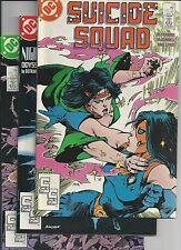 Suicide Squad #12,14,15,23,24 First App. Of Barbara Gordon As Oracle DC 1988 FN+