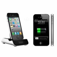 Cargadores, bases y docks base de carga Para iPhone 5 para teléfonos móviles y PDAs