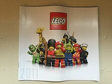 LEGO Consumer Catalogue 2011-Star Wars,Harry Potter,Cars,Ninjago-BRAND NEW