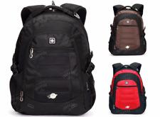 "SUISSEWIN Swiss Backpack/Travel Backpack/School Backpack sn9303 15"" Laptop"