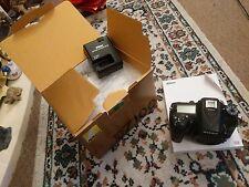 Nikon D D7100 24.1MP Fotocamera Reflex Digitale-Nero (Solo Corpo) perfette condizioni