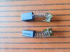 BLACK&DECKER carbon brush set 2pcs. for CD115 angle grinder