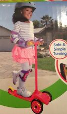 Little Tikes Scooter Red Lean To Turn 2-4 Years Outdoor Active Play