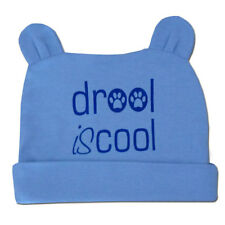 Drool is Cool Organic Cotton Baby Hat