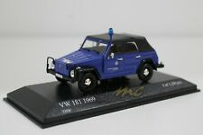 MINICHAMPS 430050091 VW 181 1969 THW 1/43 #NEW