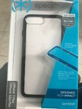 Brand new clear iphone 6/7 plus speck case