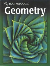 Holt McDougal Geometry: Student Edition 2011 (Hardcover)