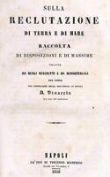 Regno delle Due Sicilie - Militaria - 1858.