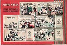 Kalle die Libelle - Kinderzeitung Nr. 24 vom 12.06.1954 Z 1 Beilage Werbeheft
