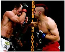 DAN HARDY Signed Autographed UFC MMA 8X10 PIC. A