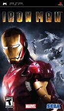 Iron Man  PSP Game