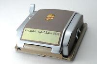 [Near Mint] Linhof Super Rollex 6x7 120 Roll film holder made in Germany #173