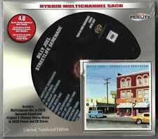 BILLY JOEL - STREETLIFE SERENADE  [SACD Stereo / Multi-channel] AFZ5 207 SEALED