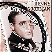 Killer Diller Vol.1 :  Benny Goodman (2004) - CD *Brand New & Sealed* FREE POST!